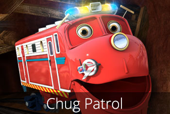Chuggington Chug Patrol - Ready to Rescue