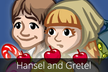 Grimm's Hansel and Gretel - a 3D interactive pop-up book app for children by StoryToys