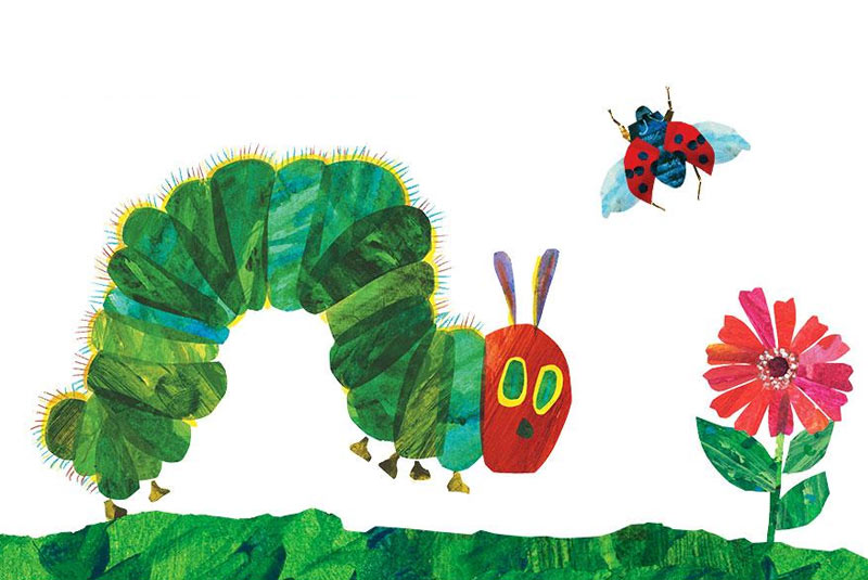Very Hungry Caterpillar Partnership - StoryToys