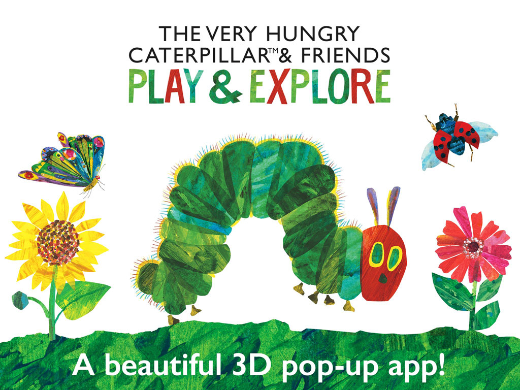 The Very Hungry Caterpillar & Friends - Play & Exploreapp for children by StoryToys. Play and explore with The Very Hungry Caterpillar and other much-loved characters created by Eric Carle.