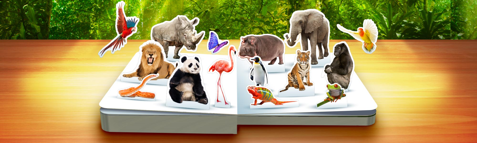 Zoo Animals App - StoryToys Apps