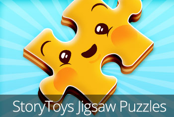 Jigsaw Puzzle Collection App - StoryToys