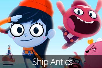 ShipAntics from StoryToys