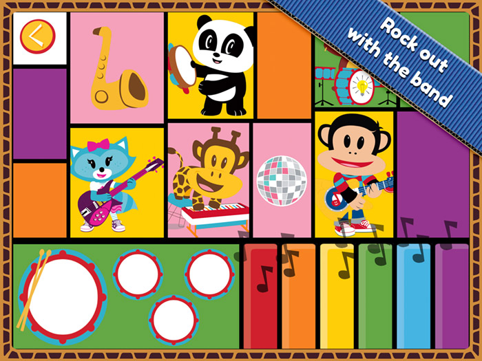 Julius Junior Kids App - StoryToys. Play music with Julius Jr in this fun, educational app for children.