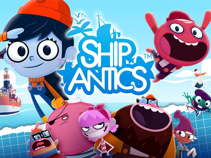 Ship Antics - The Legend of the Kiki Beast - StoryToys
