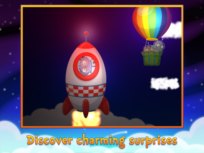 Sweet Dreams MSweet Dreams Mo, a bedtime app by StoryToys. Discover charming surprises.