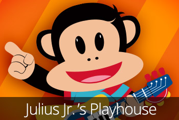 Julius Jr.'s Playhouse app store icon