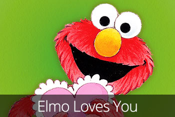 Elmo Loves You! app store icon