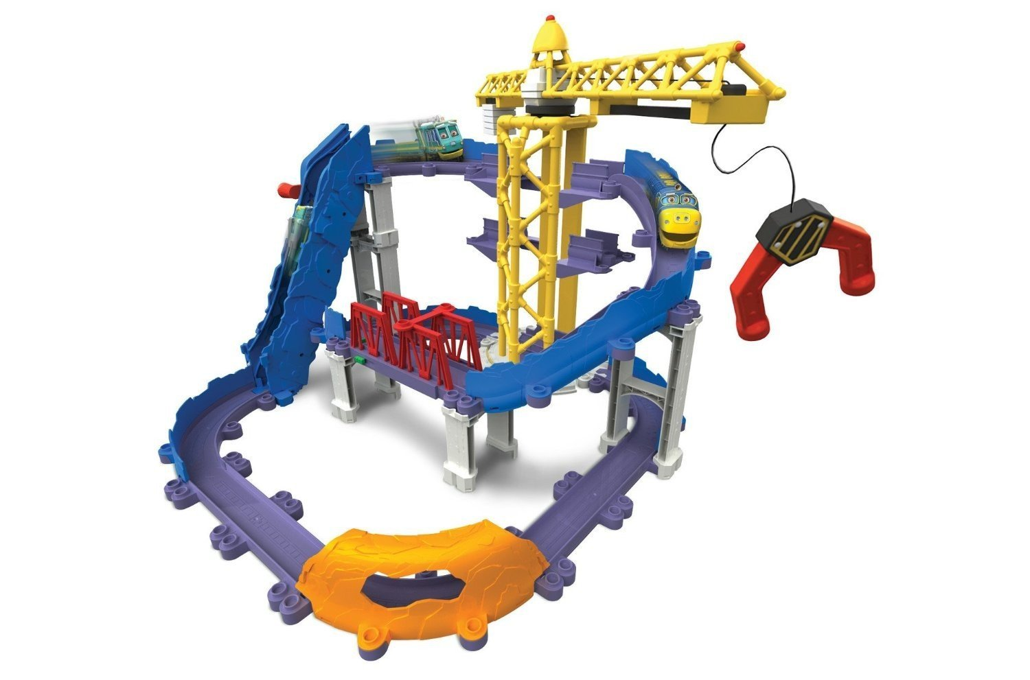 Chuggington stacktrack competition