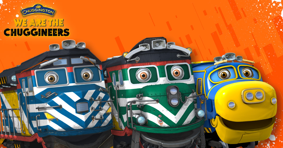 New chuggington app - we are the chuggineers