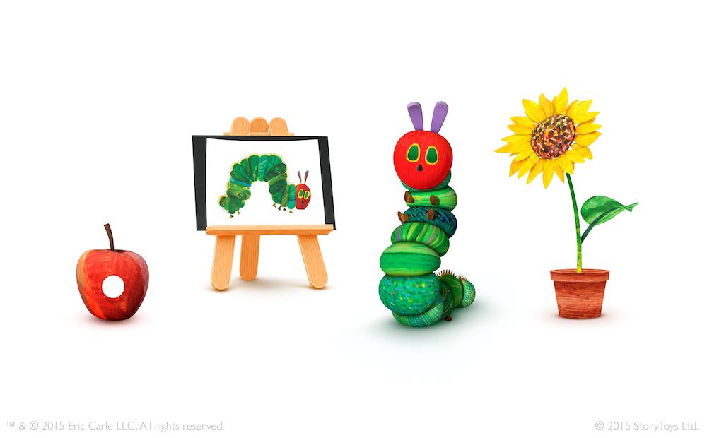 My Very Hungry Caterpillar wins the BolognaRagazzi 2015 award