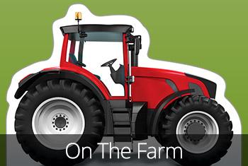 On The Farm - Touch, Look, Listen app icon