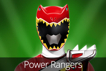 Power Rangers Dino Charge Rumble icon