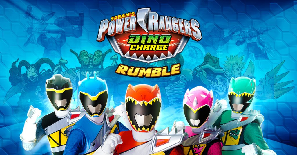 Power Rangers Dino Charge Rumble Press Release Storytoys