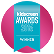 Kidscreen Awards, 2016 awarded to My Very Hungry Caterpillar.