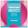 StoryToys Kidscreen Award