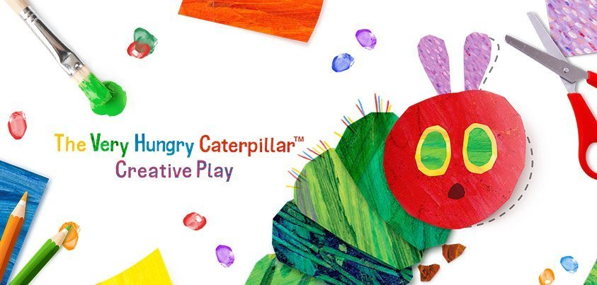 The Very Hungry Caterpillar - Creative Play Press Release | StoryToys