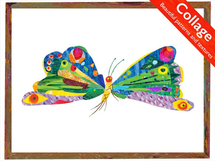 An art and creativity app for children, based on the works of Eric Carle.