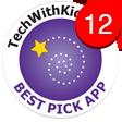 StoryToys Tech With Kids App Award