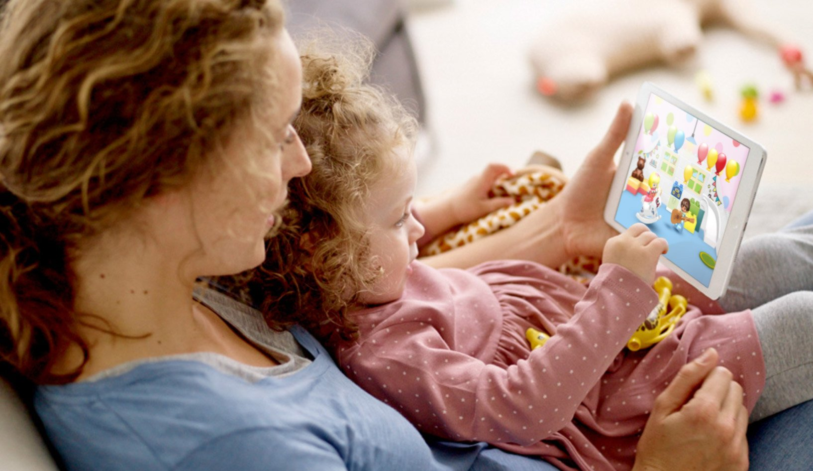 The generational appeal of LEGO DUPLO WORLD has surprising benefits