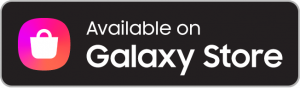 Available on Samsung Galaxy Store